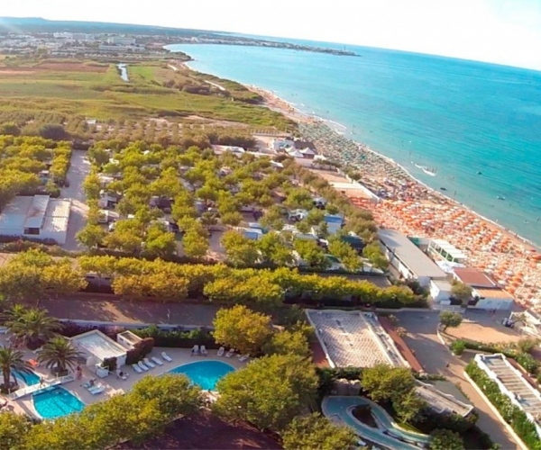 Speciale Estate in Puglia | Villaggio Le Dune - Torre Canne