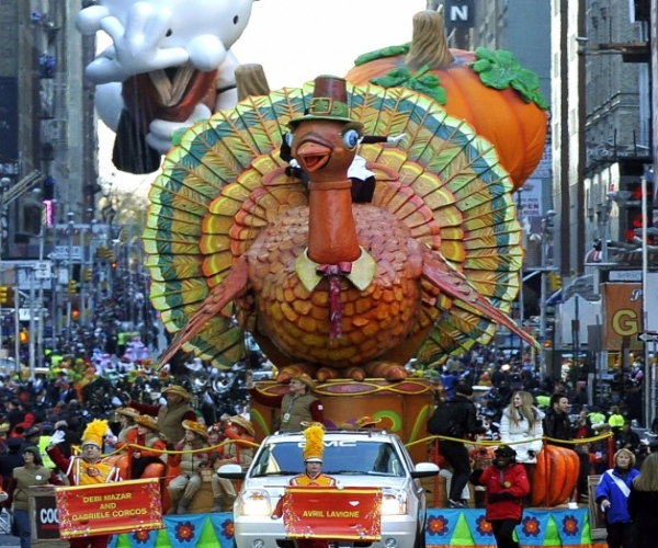 Speciale Thanksgiving a New York