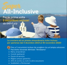 Super All-Inclusive Costa Crociere